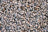 Pebble stones texture background — Stock Photo