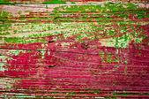 Gammal målad trä textur bakgrund — Stockfoto