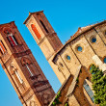 Постер, плакат: Church San Francesco Bologna Italy