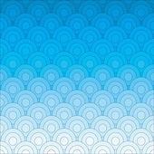 Azul de fondo. vector. — Vector de stock