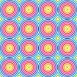 Seamless colorful pattern. Vector. — Stockvektor