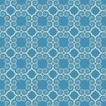 Vintage seamless monochrome geometrical pattern — Stock Vector #20347659