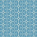 Vintage seamless monochrome geometrical pattern — Stock Vector #20347837