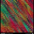 Abstract colorful mosaic background — Stock Vector