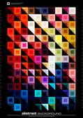 абстрактный фон в современных — Cтоковый вектор