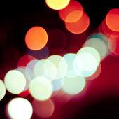 Defocused lights background — Stock Photo