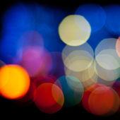 Blurred lights background — Stock Photo