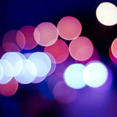 Bokeh background — 图库照片