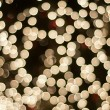 Sparkling lights background — Stockfoto