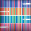 Seamles stripes pattern set. Vector. — ストックベクター #22363095
