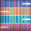 Seamles stripes pattern set. Vector. — Vettoriale Stock #22363095