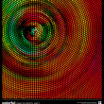 abstrait coloré. Vector — Vecteur