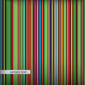 Vintage striped pattern background. Vector. — Stock Vector