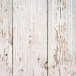 White wood texture background — Stock Photo