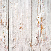 White wood texture background — ストック写真