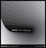 Abstract geometric background vector — Stockvektor