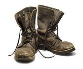 古いブーツ — ストック写真