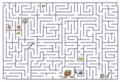 Labyrinth. — Vecteur