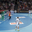 Royalty-Free Stock Photo: THW Kiel - SG Flensburg-Handewitt