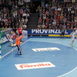 THW Kiel - SG Flensburg-Handewitt — Stock Photo