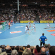 THW Kiel - SG Flensburg-Handewitt — Stock Photo #14569397