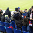Disappointed Fans of Hamburg — Stockfoto