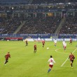 Stock Photo: Football Game Hamburg vs. Frankfurt