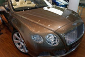 A Bentley — Stock Photo