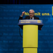 Rainer Bruederle, the leading candidate for the FDP — 图库照片