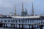 Gorch Fock — Stockfoto