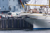 Gorch Fock — Foto de Stock