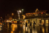Christmas Market at Flensburg — Foto Stock