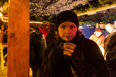 Christmas Market at Flensburg — ストック写真