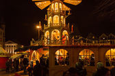 Christmas Market at Flensburg — Стоковое фото