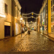 Stock Photo: Christmas Market at Flensburg