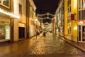 Christmas Market at Flensburg — Stockfoto