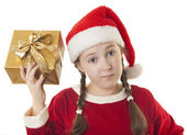 Only one present? — Stock Photo