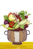 Concepto de comida saludable — Foto de Stock