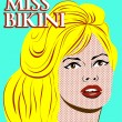 Постер, плакат: Brigitte Bardot