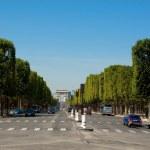 The Avenue des Champs-Élysées — Stock Photo #14917681