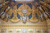 Interior of the Louvre. Paris. — Stock Photo