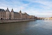 La Conciergerie. Paris, France. — Stock Photo