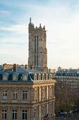 Saint-Jacques Tower. Paris. — Stock Photo