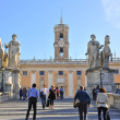 Capitoline Hill in Rome. — Foto de stock #26487363