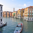 The Grand Canal in Venice. — Stock Photo