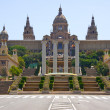 Museu Nacional d'Art de Catalunya. — Stock Photo #26765339