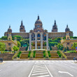 Museu Nacional d'Art de Catalunya. — Stock Photo
