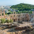 Stock Photo: Odeon of Herodes Atticus, Greece, Athens.