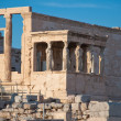 The Erechtheion on Acropolis of Athens. Greece. — Stock Photo