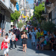 Shopping on Ermou Street in Athens, Greece. — Stock Photo #31885825
